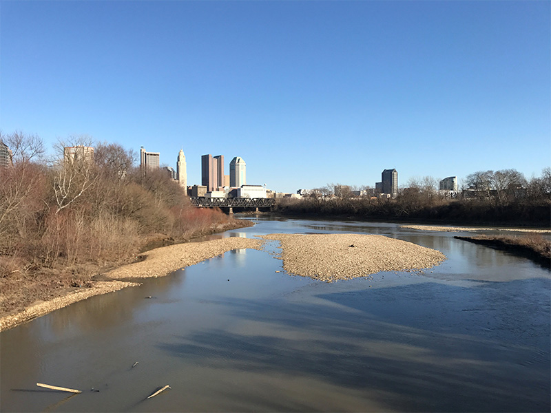A Riverbank Clean Up of Confluence Park