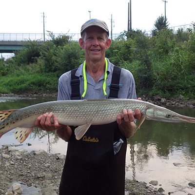 Elucidating Ecological Ethos: The Gar
