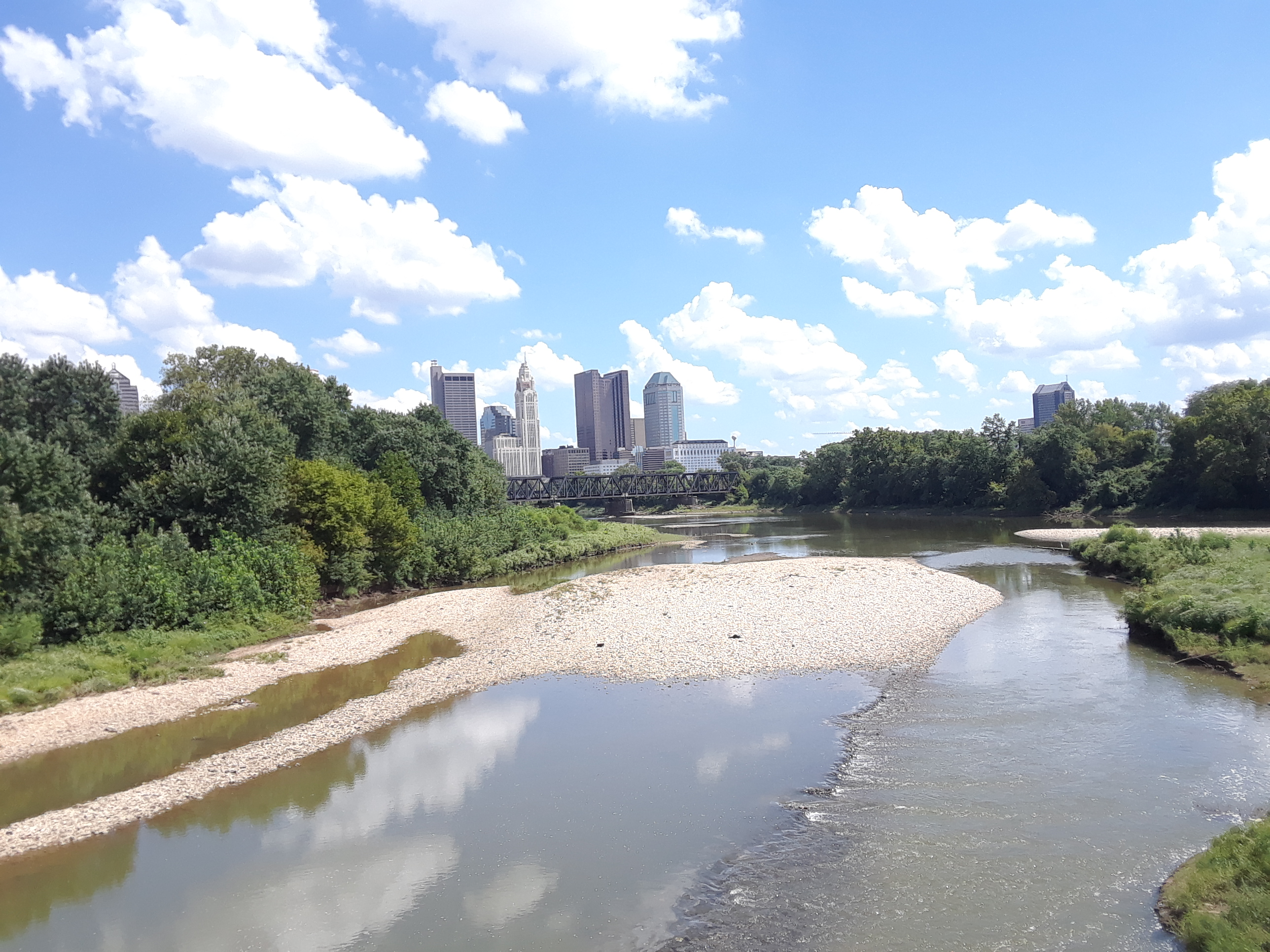 Confluence Park Riverbank and Bike Trail Clean Up 2019
