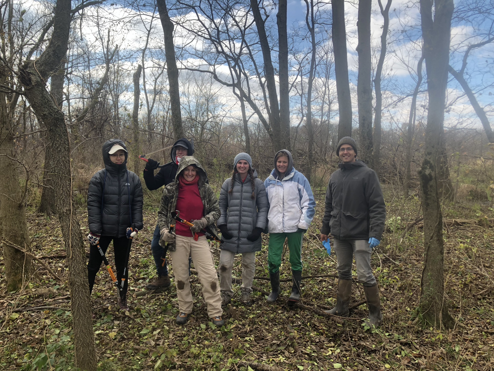 Calamus Swamp Work Day - Nov. 9th !