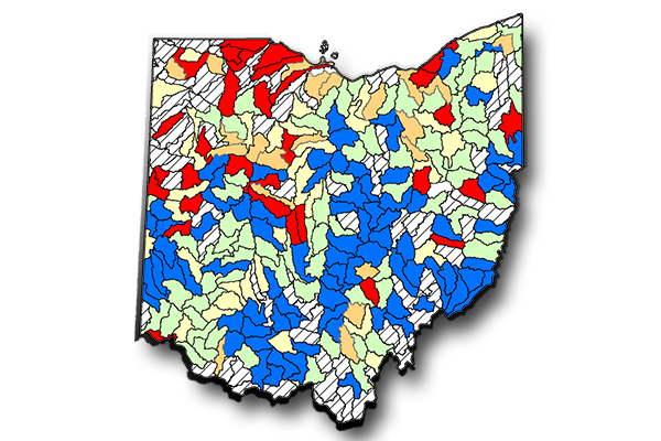 Assessment of the Biological Assemblage Condition of Small Headwater Streams in Ohio
