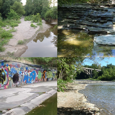 Biological and Water Quality Study of the Little Miami River and Tributaries 2012: Hamilton County, Ohio